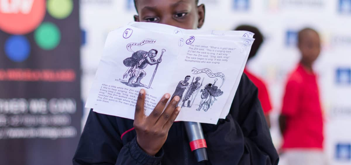 The Fun in Reading event held at LIV Village recently